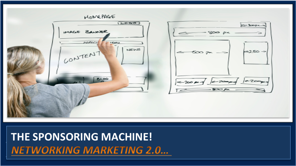 5 Tips to Becoming a Sponsoring Machine in Network Marketing & Podcasting