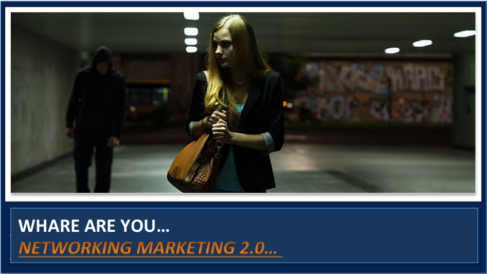 Can you make money in network marketing by STRICTLY talking to/STALKING friends and family?