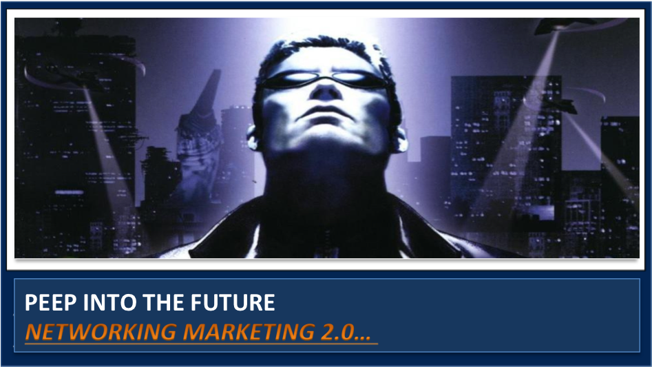 How does the network marketing business work long term for you; Psychic Reading?