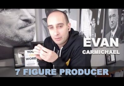 Evan Carmichael on how to make your entrepreneurial dream a reality