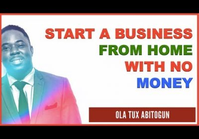 How to Start a Business from Home with NO Money