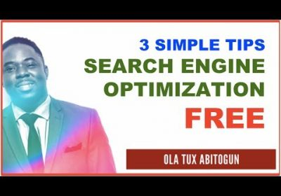 3 Simple Tips – How to Search Engine Optimization For FREE