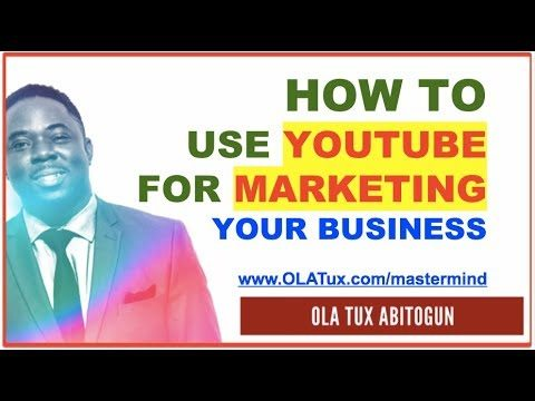 How to Use YouTube for Marketing your Business