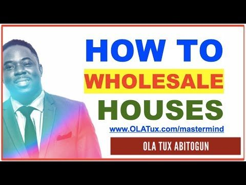 How to Wholesale Houses | Old School Wholesaling is DEAD!