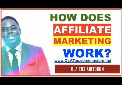 What is Affiliate Marketing Programs and How Does it Work?
