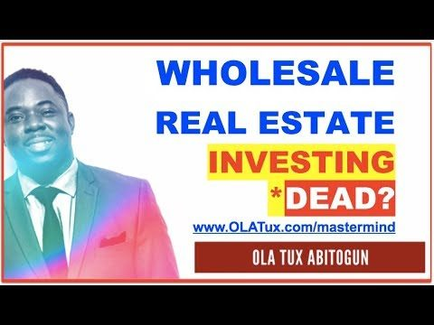 What is Wholesale Real Estate Investing? [Q&A]