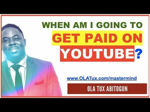 When am I Going to Get Paid on YouTube? – Get Youtube Subscribers