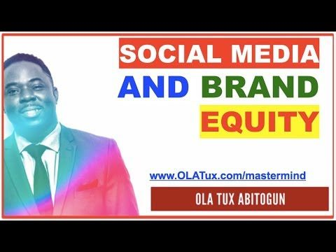 Social Media Marketing – Do Social Media Marketing Activities Increase Brand Equity?
