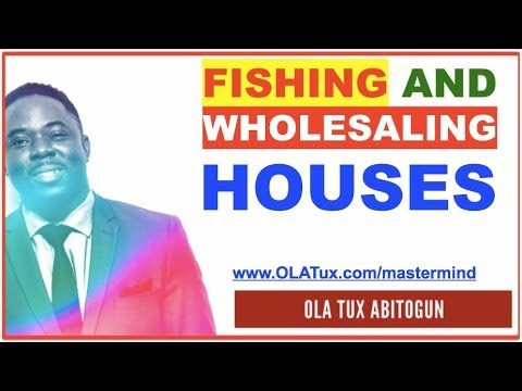 How to Avoid Competition by FISHING in Wholesaling Houses