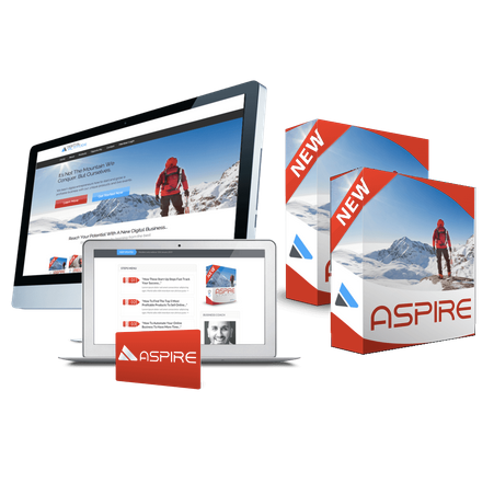 ASPIRE $10/MONTH INCOME SYSTEM Image