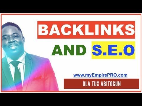 What is Backlinks in SEO? Examples | Off Page Search Engine Optimization