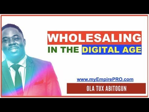 How to do Real Estate Wholesaling ▶️ IN THE DIGITAL AGE