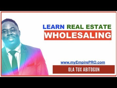 How to Learn Real Estate Wholesaling [Start Making $10K-$20K Per Month]