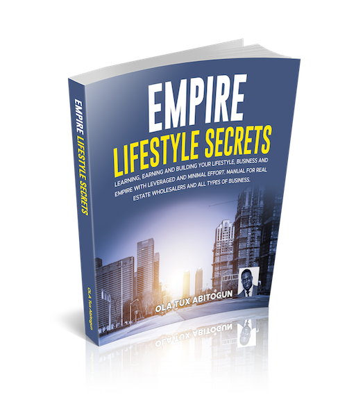 Empire Lifestyle Secrets - Get Your FREE Copy - myEmpirePRO