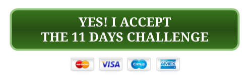 Yes! I Accept the 11 Days Challenge.