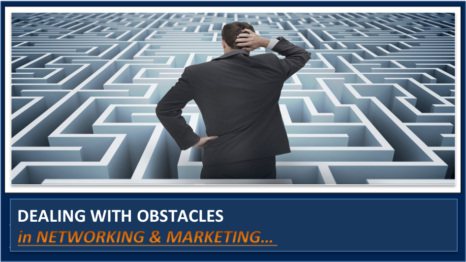New Rules, Networking & Marketing OBSTACLE & Relevance Score