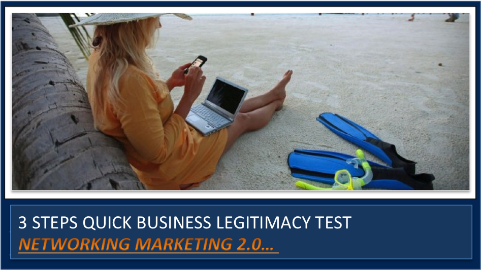 """Best """"network marketing scams"""" objection handling strategy ever… 3 Things."""