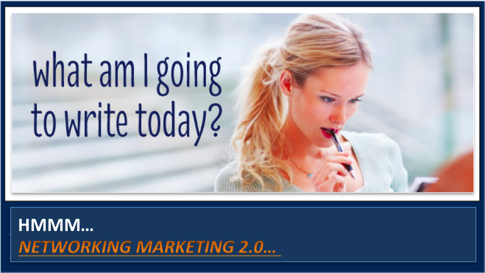 2 ways to get fresh network marketing blog topics to better serve and engage your audience…