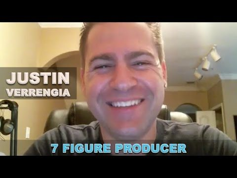 How do you make money from web traffic with Justin Verrengia