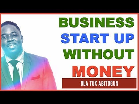 What is a business you can start with no money
