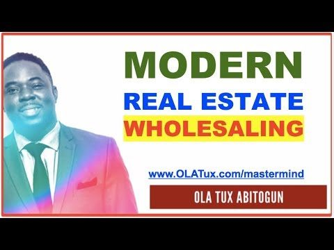 How to Start Wholesaling Real Estate in the Digital Age – Modern Day Wholesaling Real Estate 101