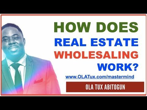 Real Estate Wholesaling – How Does it Work and How to Make Money with it