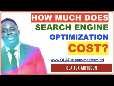 How Much Does Search Engine Optimization Cost (Cost of SEO)