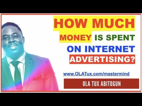 How Much Money is Spent on Internet Advertising?