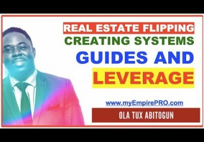 Real Estate Flipping in 2021 – The 5 Stages Business Plan