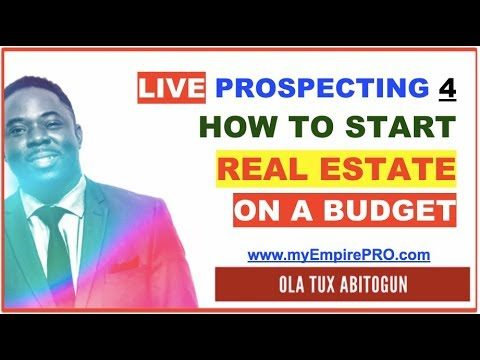 Flipping Real Estate – Cambridge Analytica & How to Start on a Business on a Budget S1E4
