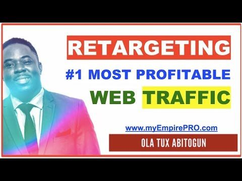 RETARGETING – #1 Most Profitable TRAFFIC to your WEBSITE with Neil Patel