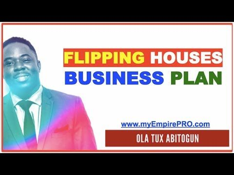 House Flipping Business Plan [A $10K – $20K Per Deal Plan]