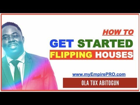How to Get Started Flipping Houses [$10K – $20K Per Deal]