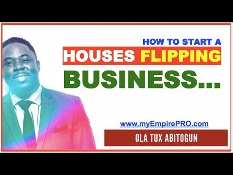 How to Start a House Flipping Business Making $10K-$20K Per Month