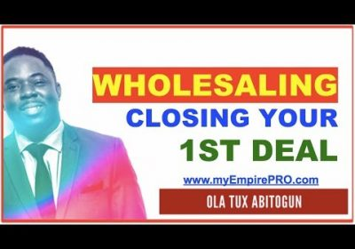 REAL ESTATE WHOLESALING ➡️ How Long to Close 1st Deal