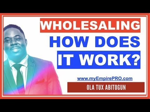"""Smart Real Estate Wholesaling"" Video Series"