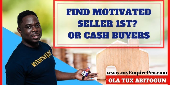 FIND THE MOTIVATED SELLER 1ST OR CASH BUYER❓ Pre-Foreclosure Wholesaling