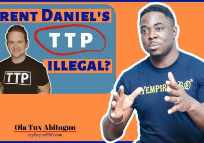 Brent Daniels of TTP ( Is this ALL ILLEGAL⁉️)📍 Wholesale Real Estate