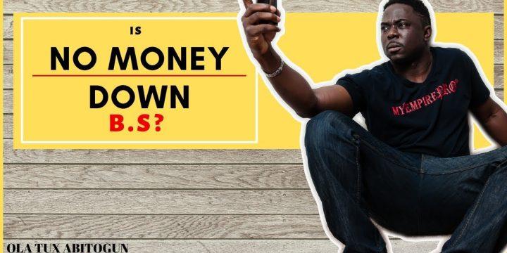 NO MONEY DOWN = BULL SH#T ⁉️📍 Real Estate Wholesale