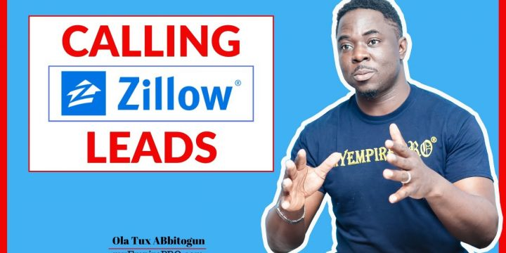 CALLING ZILLOW LEADS 📍 Real Estate Wholesale
