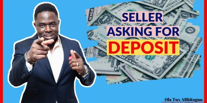 SELLER ASKING FOR DEPOSIT 📍 Wholesaling Real Estate