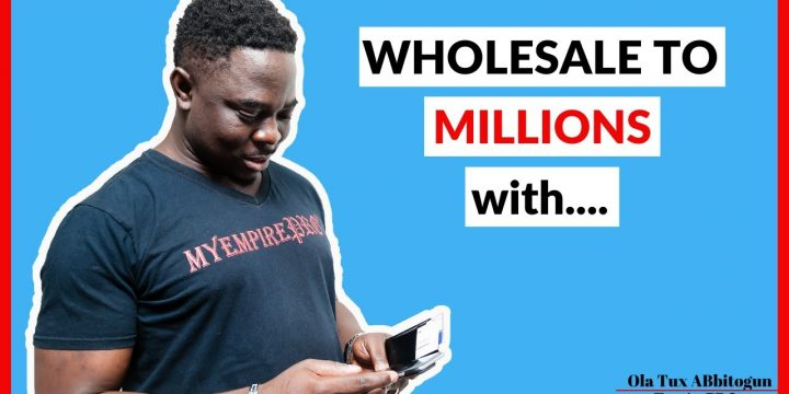 WHOLESALE TO MILLIONS WITH… 📍 Wholesale Real Estate