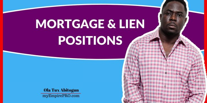 MORTGAGE & LIEN POSITIONS📍 Real Estate Wholesaling