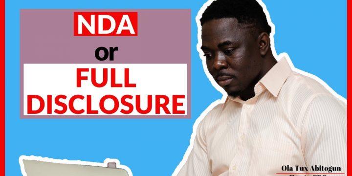 NDA OR FULL DISCLOSURE⁉️📍 Wholesaling Real Estate