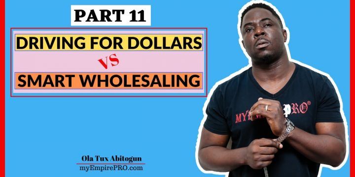 [Part 11] Driving for Dollars vs Smart Wholesaling 📍 Rental Portfolio of THE BEST DEALS