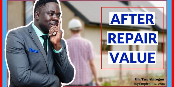 AFTER REPAIR VALUE 📍 Real Estate Wholesale