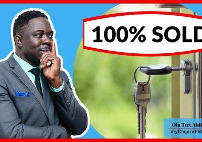 NOT 100% SOLD 📍 Wholesaling Real Estate