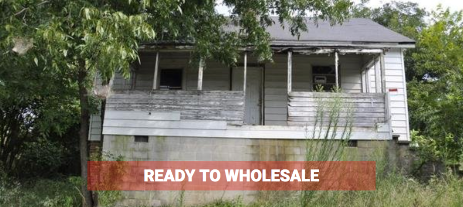 Want to wholesale this house?