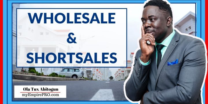 WHOLESALE in Real Estate⁉️📍 4 MUST DOs' to Succeed Even with Shortsales
