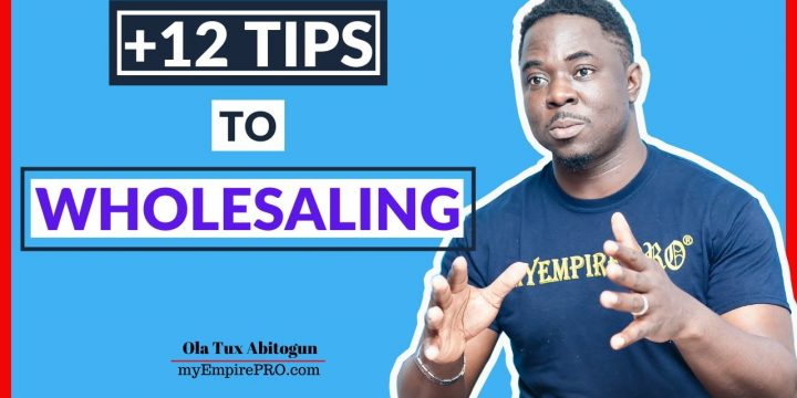 12 MORE Tips to Wholesaling Houses for Beginners 📍